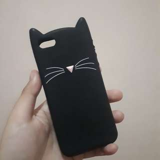 Iphone5/5s/SE Cat Ears Case