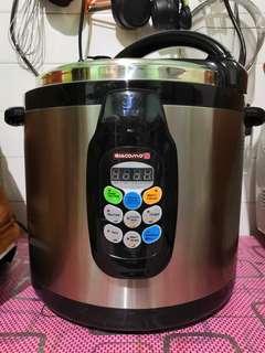10L Giacomo Pressure Cooker