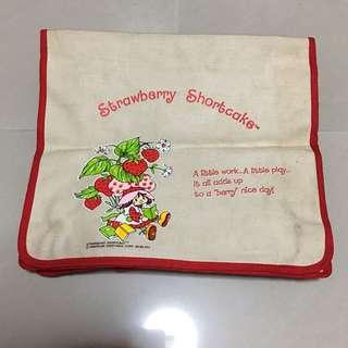 Strawberry Shortcake Vintage School Bag