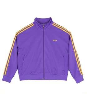 Ready stock!NERDY Tracksuit purple set