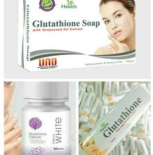 GLUTATHIONE PACKAGE