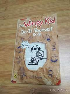 🚚 DIY wimpy kid