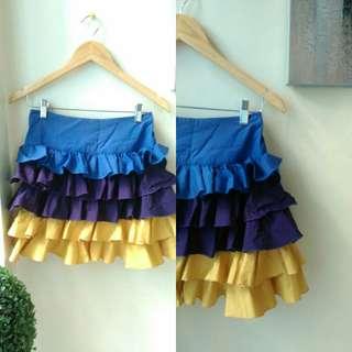 Kamiseta Ruffled Skirt