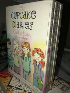 Cupcakes Diaries Collection