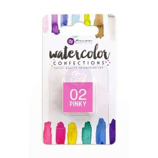 Prima Watercolor Confection Refills - Pinky 02