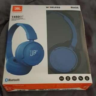 selling BNIB JBL T450BT wireless headphone