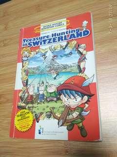 Treasure hunting comics