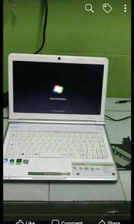 Gateway Nv44 series laptop