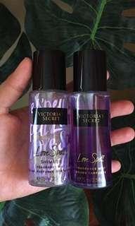 Authentic Victoria's secret love spell bundle