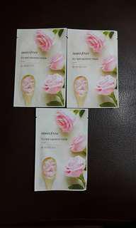 Masker Innisfree Rose