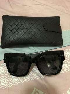BV sunglasses 有單。有盒