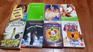 Good condition Books / Novels