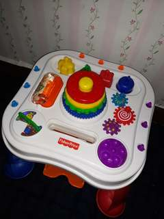 Fisher Price Busy Table