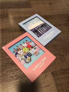 🚚 WTS: WANNA ONE ALBUMS & PHOTOCARDS