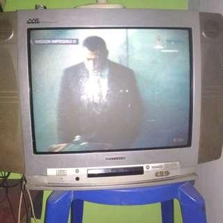 Tv polytron 21in