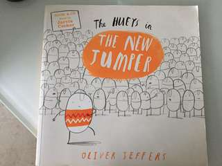 The Hueys in the new jumper - Oliver jeffers