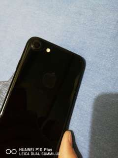 iphone 7 jetblack 256