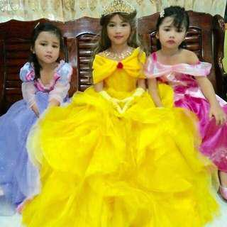 Bundle Princesses' Gown