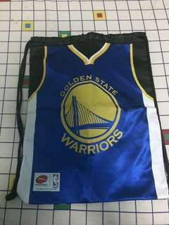Golden State Warriors String bag