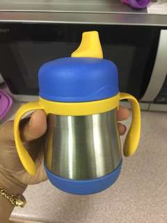 Sippy cup thermos