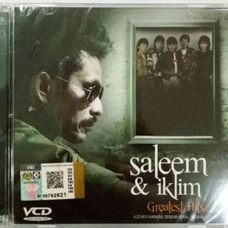 SALEEM And IKLIM Greatest Hits VCD Karaoke