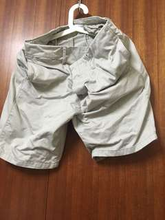 Uniqlo x Lemaire 短褲