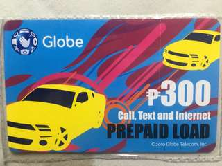 Globe Load - Call, Text, and Internet Prepaid Load