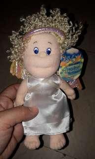 Guardian angel stiffed toy imported