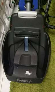 Easy fix base for maxi cosi car seat