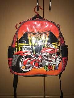 Kids Graffi Motorcycle Bag