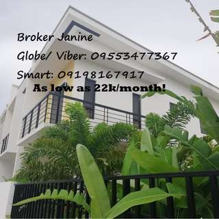 Affordable 3BR Townhouse for Sale in QC with Fence and Balcony