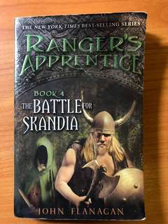 Rangers apprentice book 4