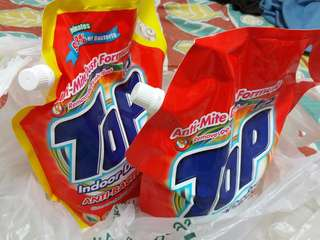 New ! TOP liquid detergent 1.8kg