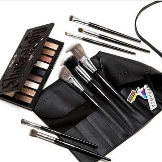 Sephora brush pouch