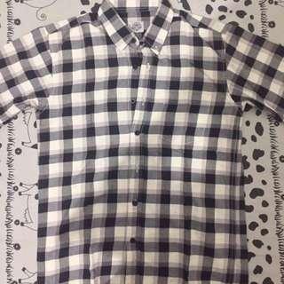 QUTN Checkered Shirt