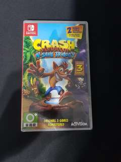 Crash Bandicoot (SEALED)