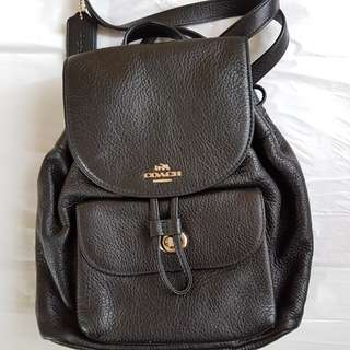 全新 Coach Backpack 背包