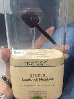 Handfree Bluetooth Romance R9030/V3.0