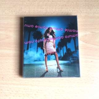 ORIGINAL Namie Amuro Japanese Music CD