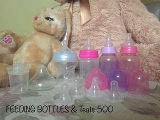 Feeding Bottles 5oz/ 150ml