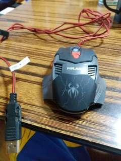 蜘蛛電競滑鼠