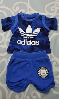 Addidas Baby Outfit
