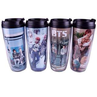 BTS Water Tumbler / Bottle / Container