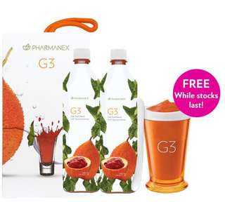 PHARMANEX - G3 SUPERFRUIT BLEND (2 BOTTLES X 900ML)