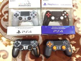 Playstation 4 Ps4 Dualshock 4 Sony DS4 Limited Edition