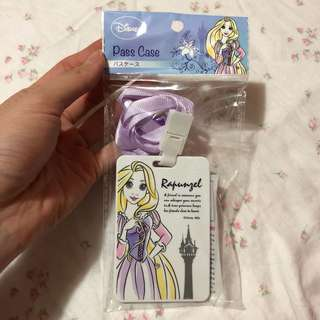 Disney princess Rapunzel ez-link card holder landyard