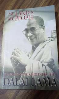My Land & My People. Memoirs of his Holiness, The Dalai Lama