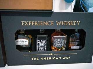 Mini Jack Daniels