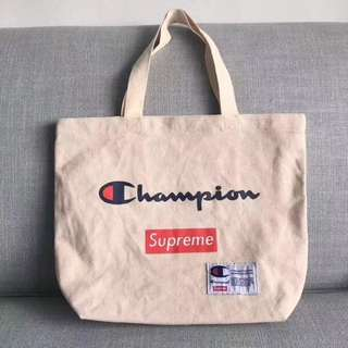 Champion Supreme 日版手抽則咩袋