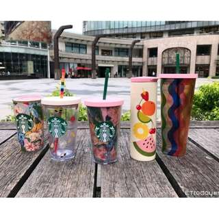 🌺 STARBUCKS X BAN.DO 限定系列 🌺